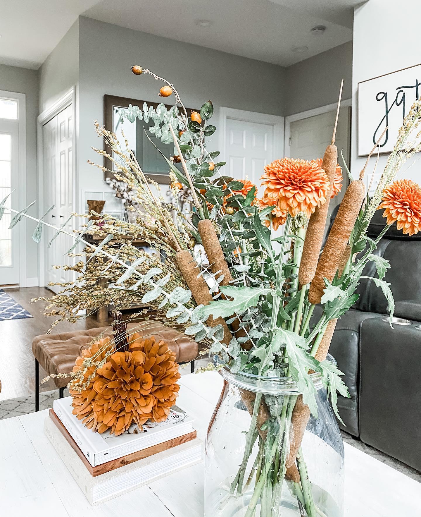 Bottom Dollar Design interior decoration of flowers